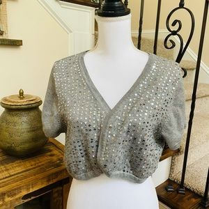 Torrid Shrug Sweater
